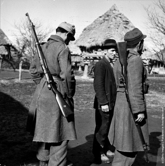 Один век истории Ирана в фотографиях
