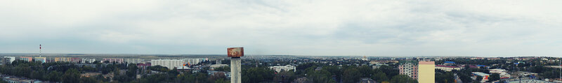 Панорама Элисты