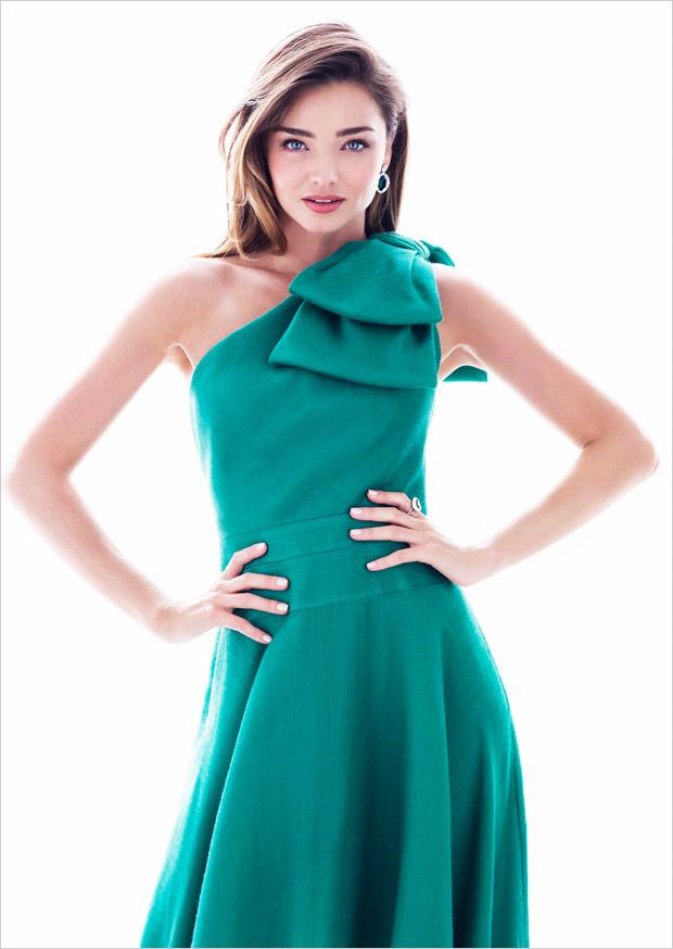 Миранда Керр (Miranda Kerr) в журнале Glamour Russia