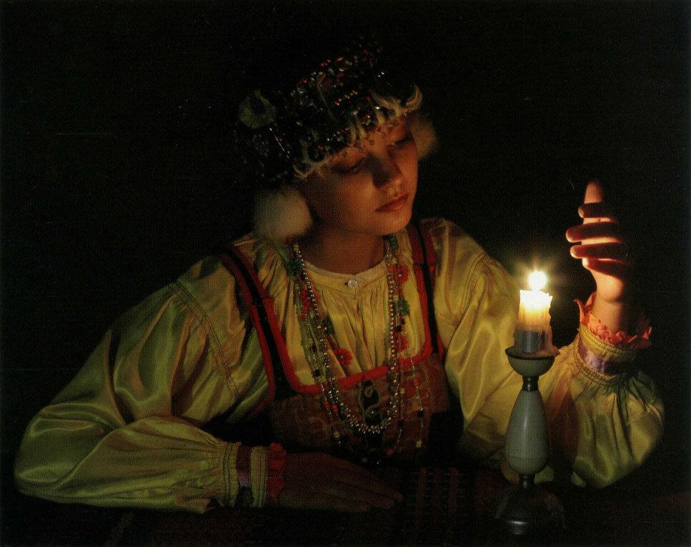 Русский народный костюм Пензенской губернии