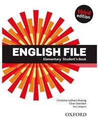 Аудиокнига English File Elementary