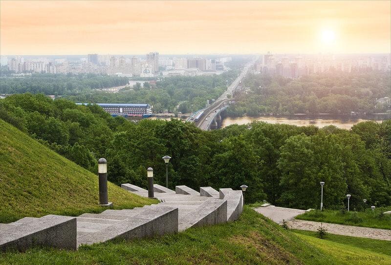Киевское утро