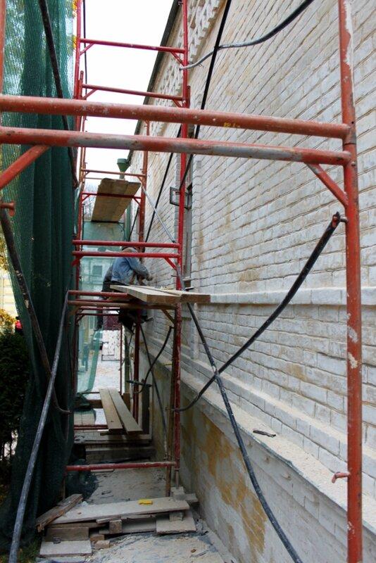 Реконструкция дома-музея Булгакова