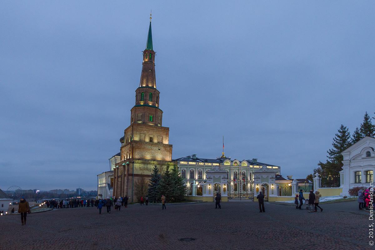Казанский кремль 33