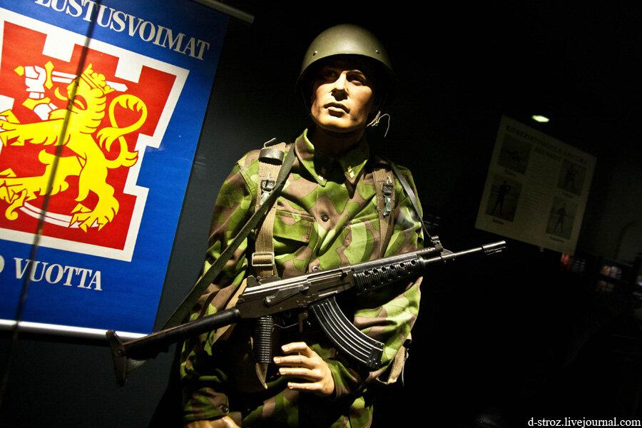 Суоменлинна Военный музей