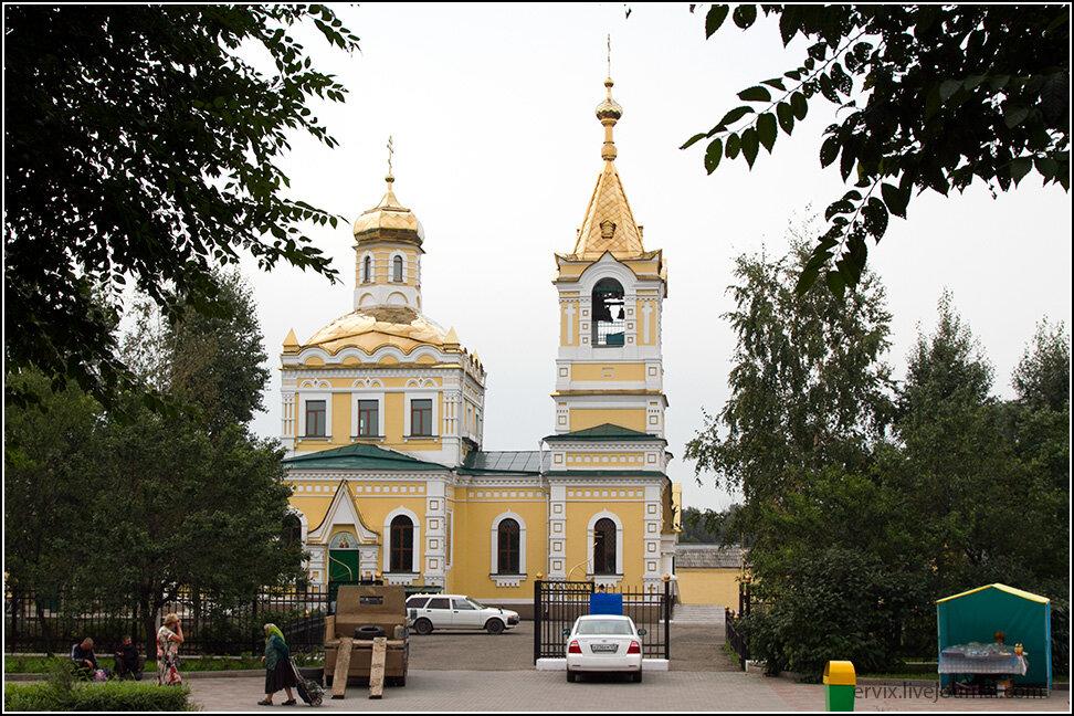Церковь в Уссурийске