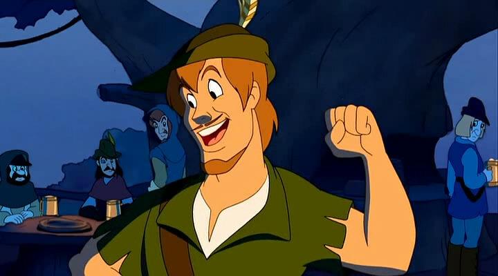 Том и Джерри: Робин Гуд и Мышь-Весельчак (2012) DVDRip | Лицензия
