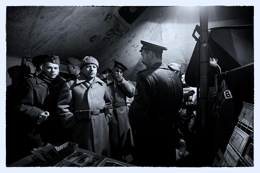 Военное фотоателье