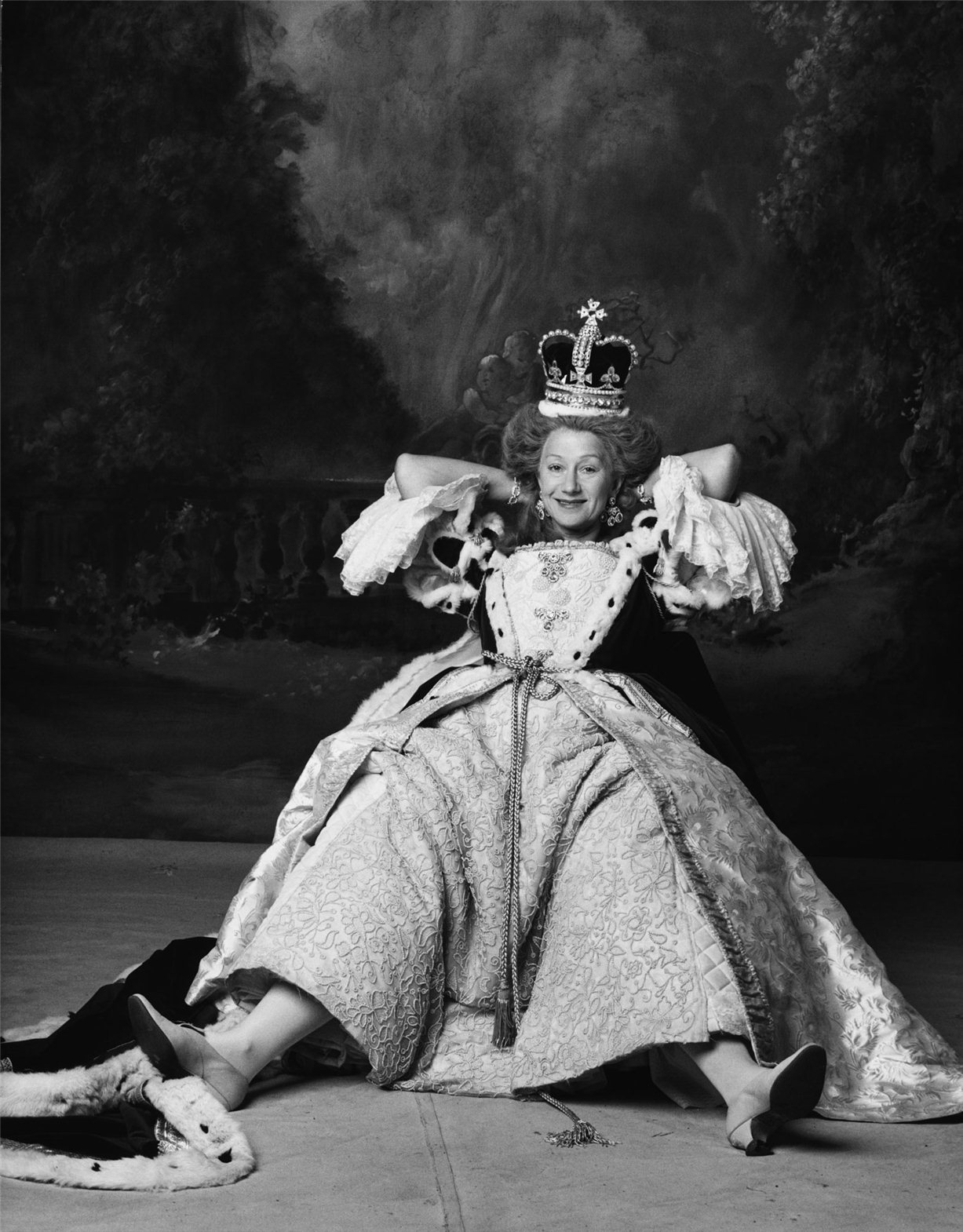 Helen Mirren / Хелен Миррен - звезды Голливуда, фотограф Firooz Zahedi