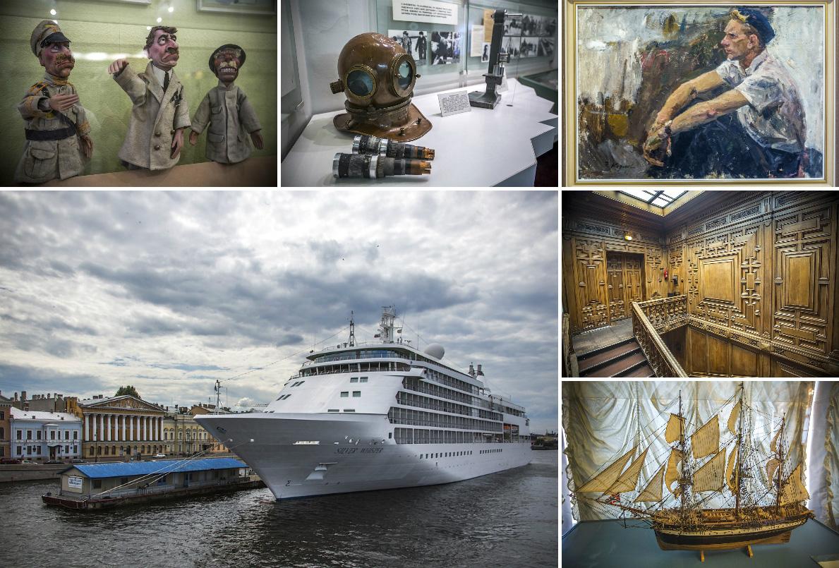 Самый разнообразный музей Петербурга
