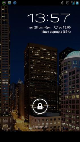 """Galaxy Nexus (""""чистый"""" Android)"""