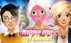 Макияж для модели игра и моя винкс команда!