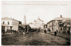Московская улица от Щепной площади