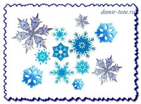 Как сделать падающий снег (снежинки) на сайте