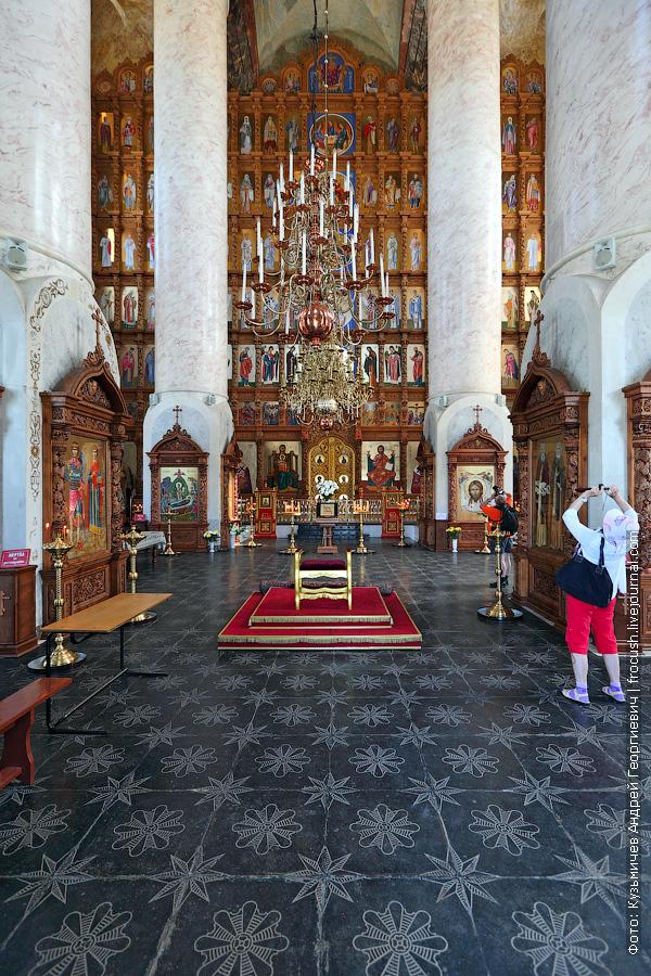 Астраханский кремль Успенский кафедральный собор