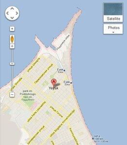 Google добавил подробные карты 45 российских городов