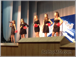 Команды из Бельц выступили на КВНе в Тирасполе