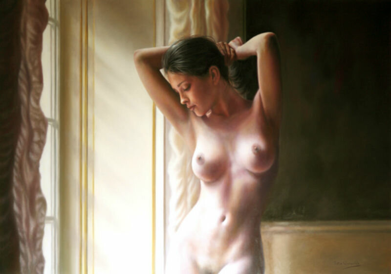 Смотреть голое женское тело 1 фотография