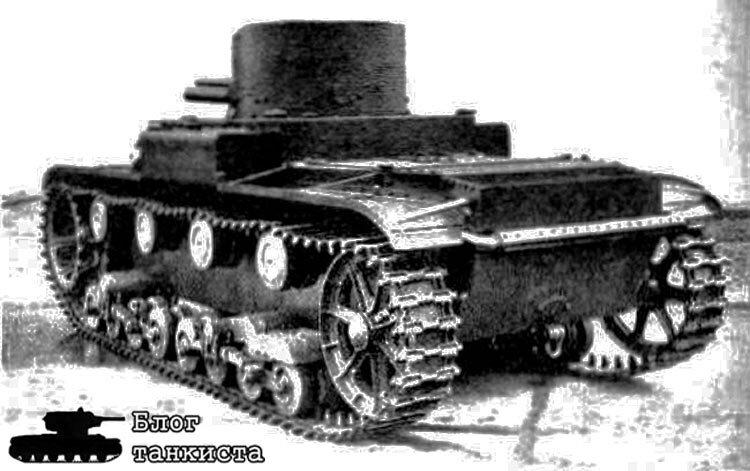 Танк T1E4
