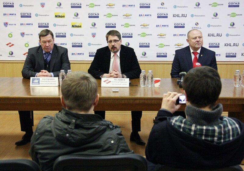 «Спартак» vs «Нефтехимик» 2:1 чемпионат КХЛ 2012-2013 (Фото)