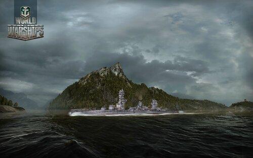 скриншоты World of Warships