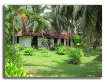 Малайзия. Лангкави. Federal Villa Beach Resort Langkawi