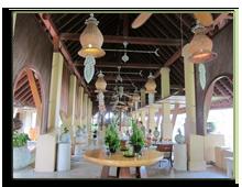 Малайзия. Лангкави. Four Seasons Resort Langkawi. Restoran Serai