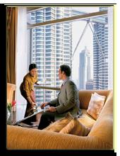 Малайзия. Куала-Лумпур. Mandarin Oriental Kuala Lumpur. Club-lounge-service