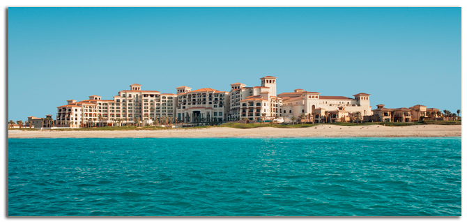 ОАЭ. Абу Даби. The St. Regis Saadiyat Island Resort Abu Dhabi - The Leisure Address