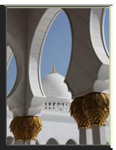 ОАЭ. Абу Даби. Мечеть шейха Заеда. Фото Александра Синицына