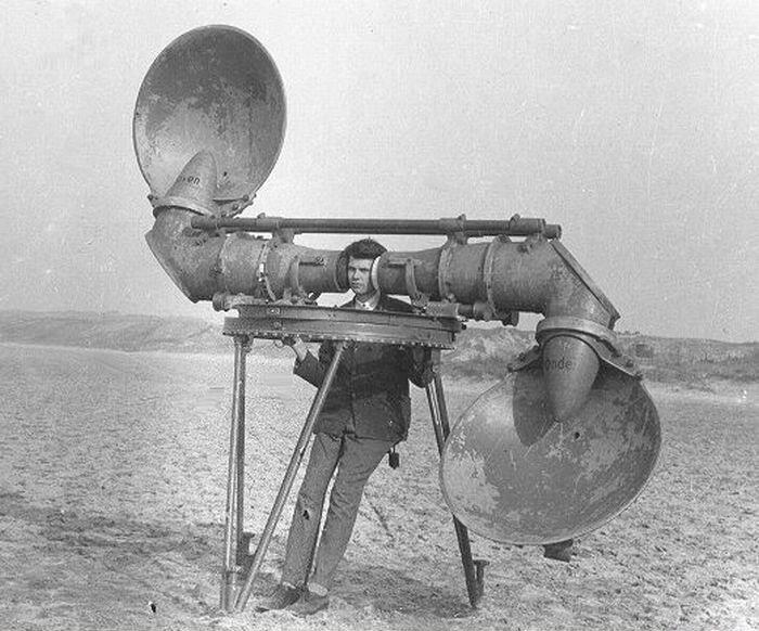 Подслушивающие устройства времен Первой Мировой войны