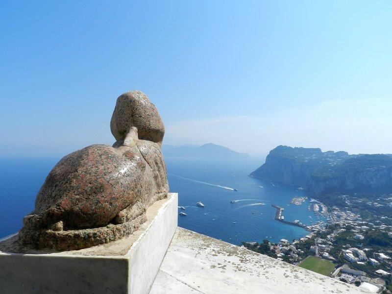 Капри - Сан-Микеле и Финикийская лестница