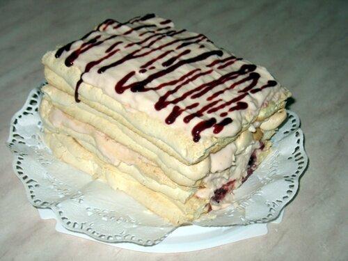 австрийский торт рецепт с фото