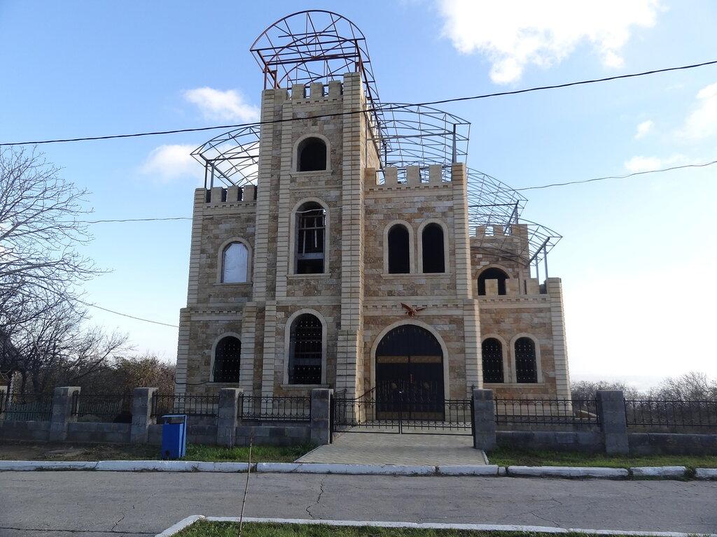 Дагестанский замок