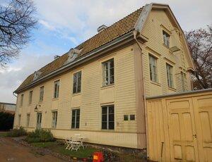 Ottilia Adelsborgs huset