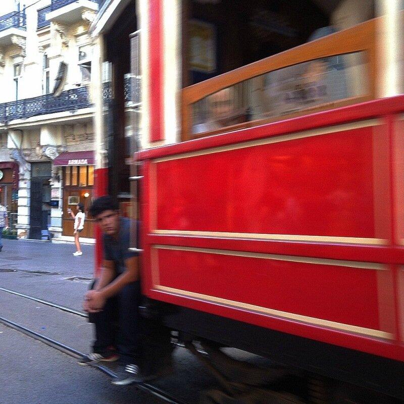 Люди в Стамбуле