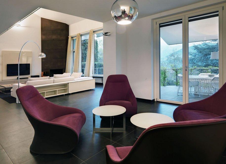 Уютный Villa a Como в живописной Италии от Studio Marco Piva