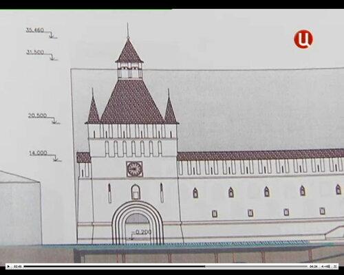 Проект строительства гаражей и наземных соружений на месте Хохловской площади