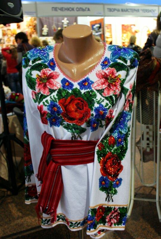 Женская украинская одежда