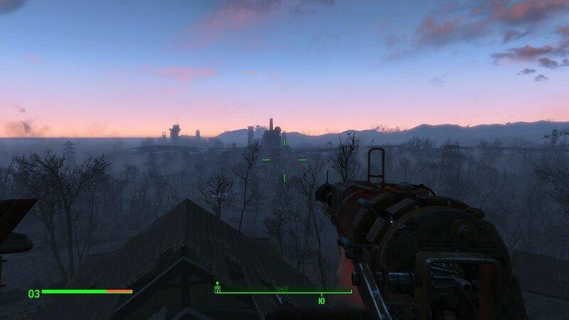 fallout sunrise