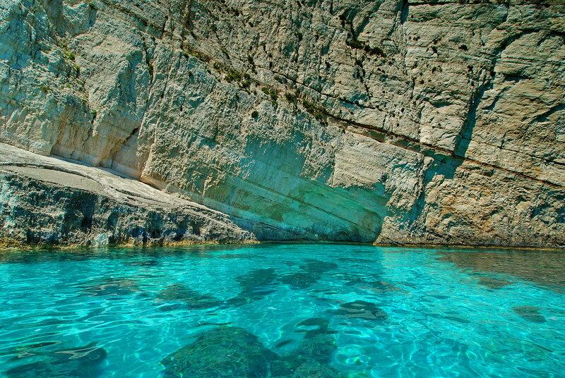 Остров Закинтос. Греция