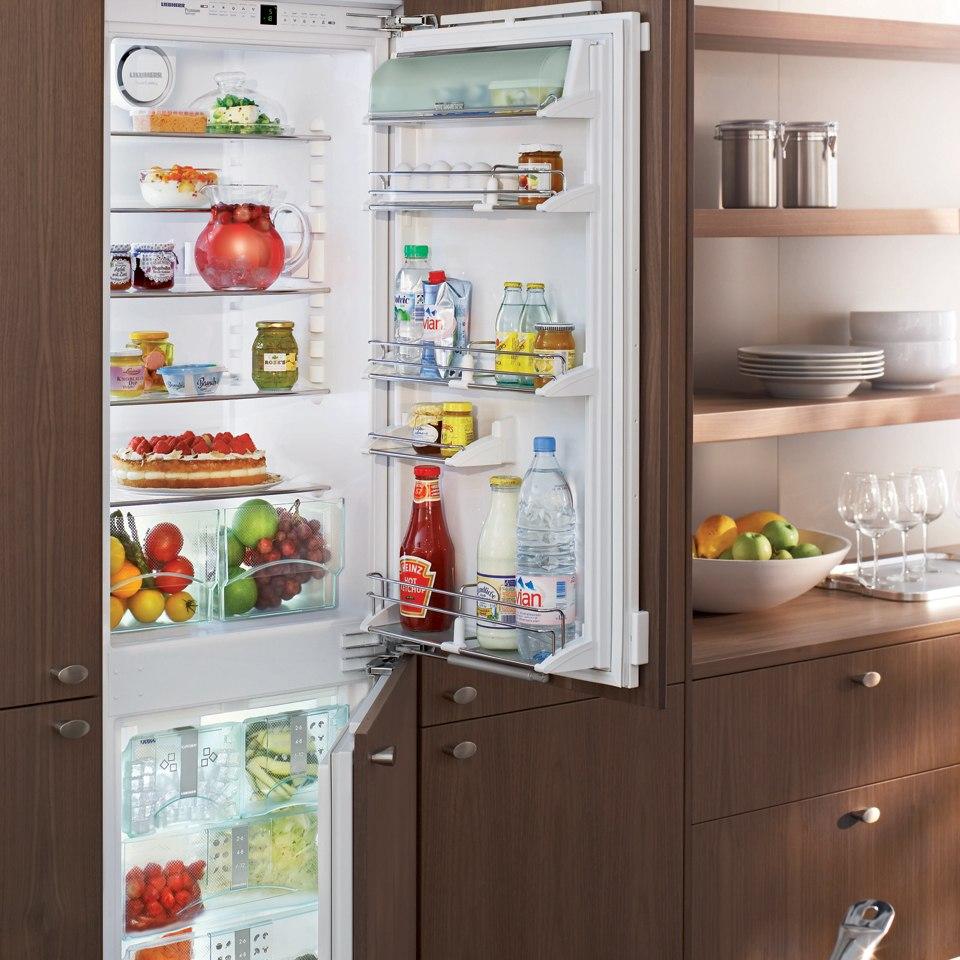 холодильник встройка - Liebherr - Краснодар - магазин Liebherr