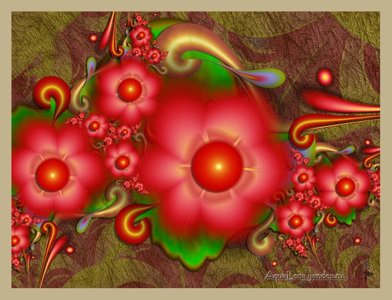 Цветочное вдохновение *