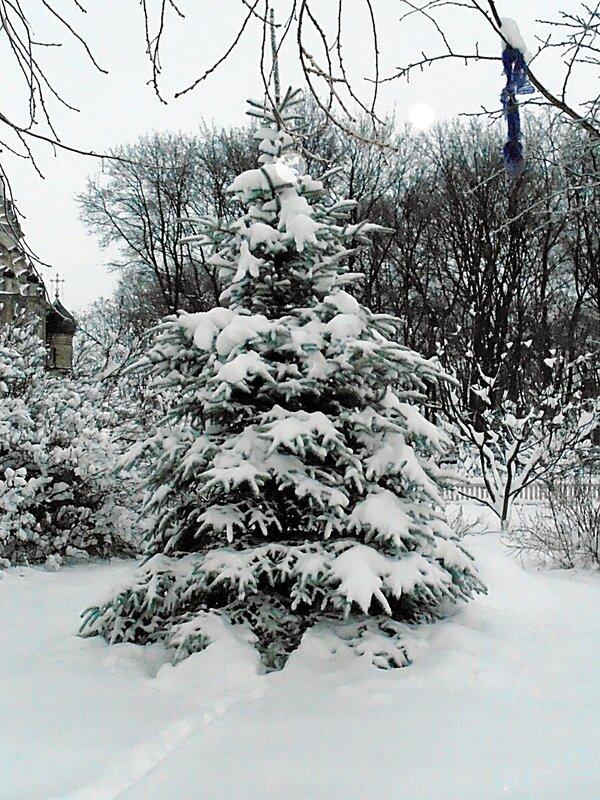 И снег, и дождь..