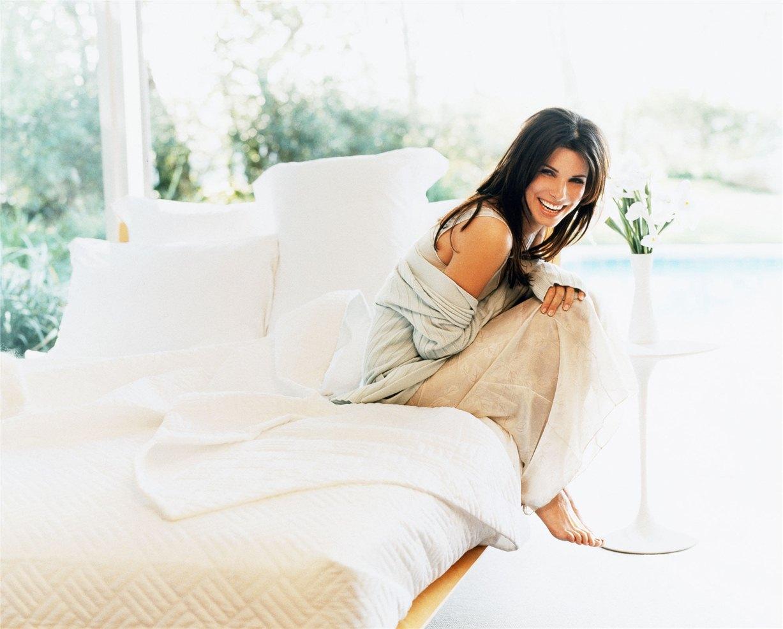 Sandra Bullock / Сандра Баллок - звезды Голливуда, фотограф Firooz Zahedi