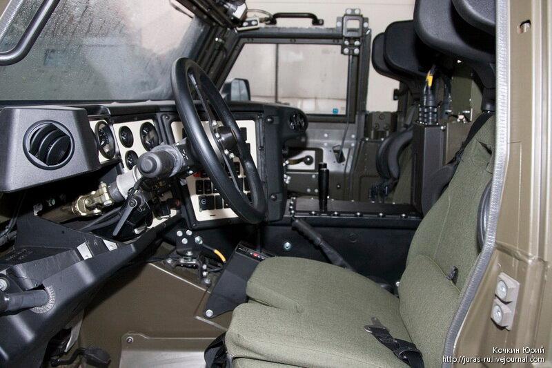 Защищенный автомобиль РЫСЬ. Технический облик военного автомобиля многоцелевого назначения XXI века