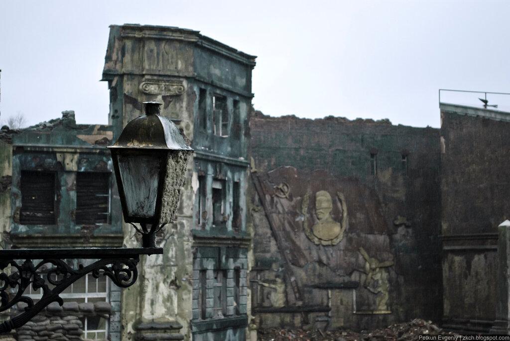 Автор: Петкун Евгений, блог Евгения Владимировича, фото, фотография: Съемочная площадка фильма Сталинград
