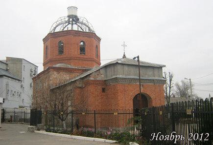 Храм Святого Владимира Великого