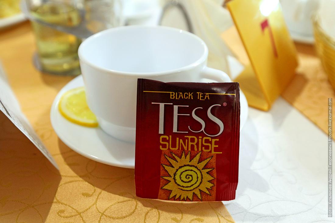 Чай с лимоном круиз в Казахстан на теплоходе Русь Великая чем кормят