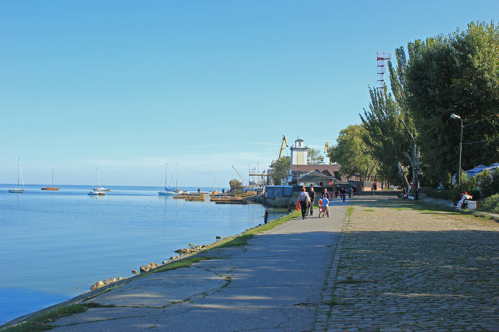 Фото города владивостока набережная голове виде
